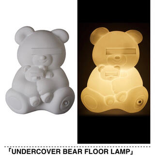 MEDICOM TOY - Be@rbrick Undercover Bear Floor Lamp 新品