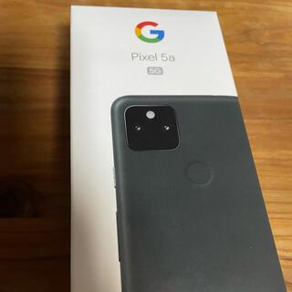 Google Pixel - Pixel5a(5G) 新品未使用 SIMロック解除済