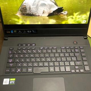 ASUS - 【4k】ASUS ノートパソコン ROG zephyrus M15 2070