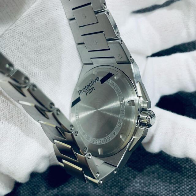IWC(インターナショナルウォッチカンパニー)の新品未使用 IWC インヂュニア IW323902 2021年製 メンズの時計(その他)の商品写真