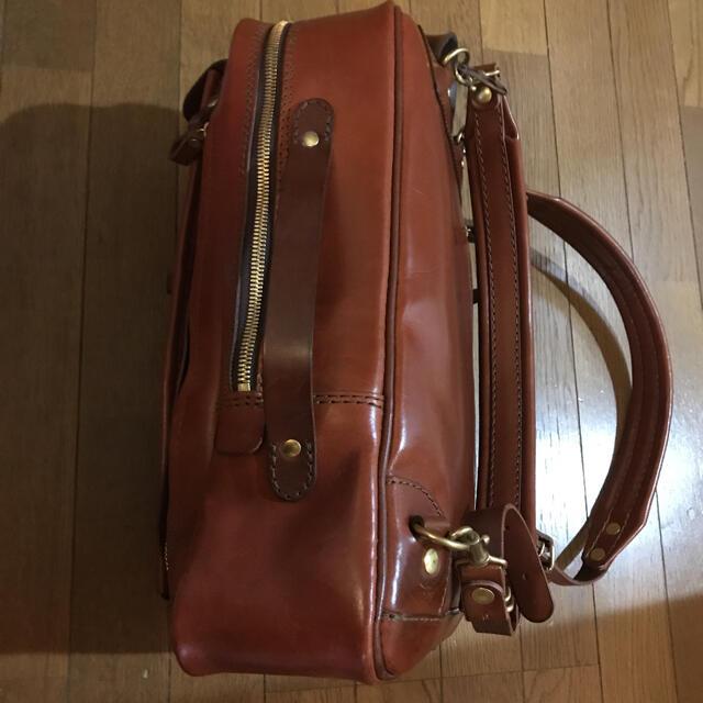 HERZ(ヘルツ)のhertz 2wayスクエアバックパック メンズのバッグ(バッグパック/リュック)の商品写真