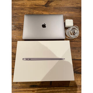 Mac (Apple) - MacBook Air Retina スペースグレイ 2020 core i3