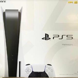 PlayStation - 新品未使用 プレイステーション5  ps5 本体 新品 未開封