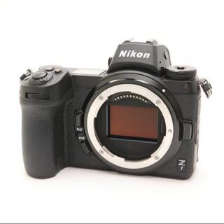 nikon z7 ニコン ミラーレスカメラ z zマウント 本体 ボディ