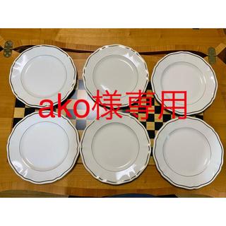 ako様専用 サルグミンヌ 皿6枚セット アンティーク(食器)