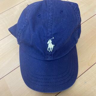 ポロラルフローレン(POLO RALPH LAUREN)の子供帽子4歳から7歳用(帽子)