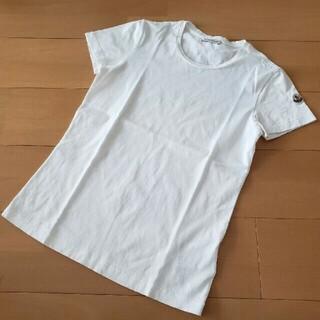 モンクレール(MONCLER)のモンクレール ロゴTシャツ(Tシャツ(半袖/袖なし))