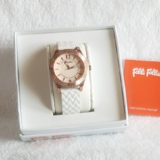 Folli Follie - 【未使用品】Folli Follie レディースウォッチ