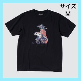 UNIQLO - ユニクロ 竜とそばかすの姫  UT Tシャツ 細田守