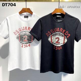 ディースクエアード(DSQUARED2)のDSQUARED2(#156)2枚9000 Tシャツ 半袖 M-3XLサイズ選択(その他)