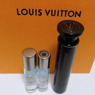 LOUIS VUITTON - 新作 ルイヴィトン トラベルスプレー アトマイザーとイマジナション7.5ml香水