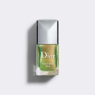ディオール(Dior)の【限定品】Dior ディオール ヴェルニ 814 ナイト バード(マニキュア)