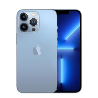 iPhone - 新品未開封 IPhone13 pro 256GB SIMフリー シエラブルー