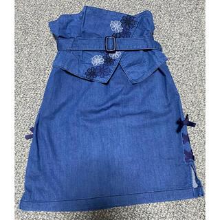 ANNA SUI mini - ANNA SUI mini スカート