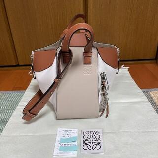 LOEWE - ほぼ新品 LOEWE ロエベ ハンモック スモール バッグ