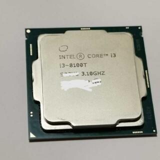 ラストワン:インテル第8世代 core i3 8100t 4コア 中古動作品