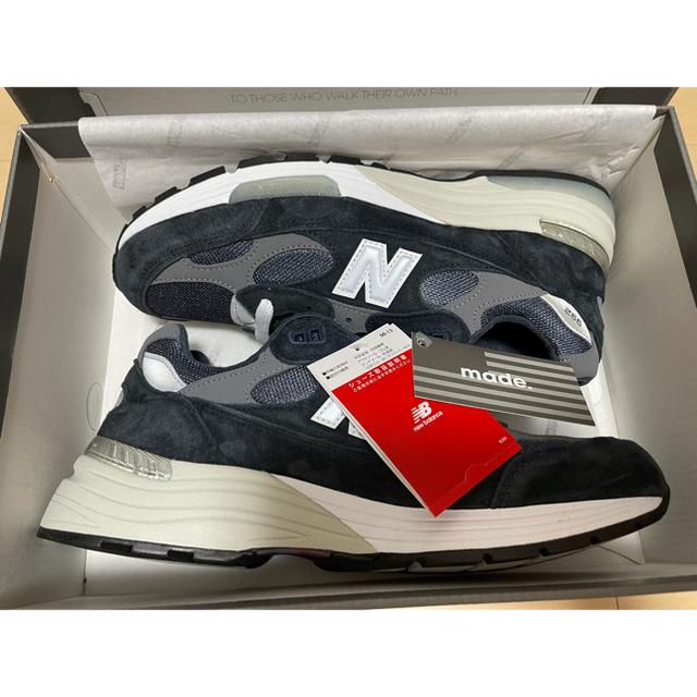 New Balance(ニューバランス)のNew Balance M992GG  27.5cm メンズの靴/シューズ(スニーカー)の商品写真