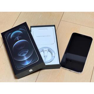 Apple - iPhone12 Pro 128GB シルバー SIMフリー