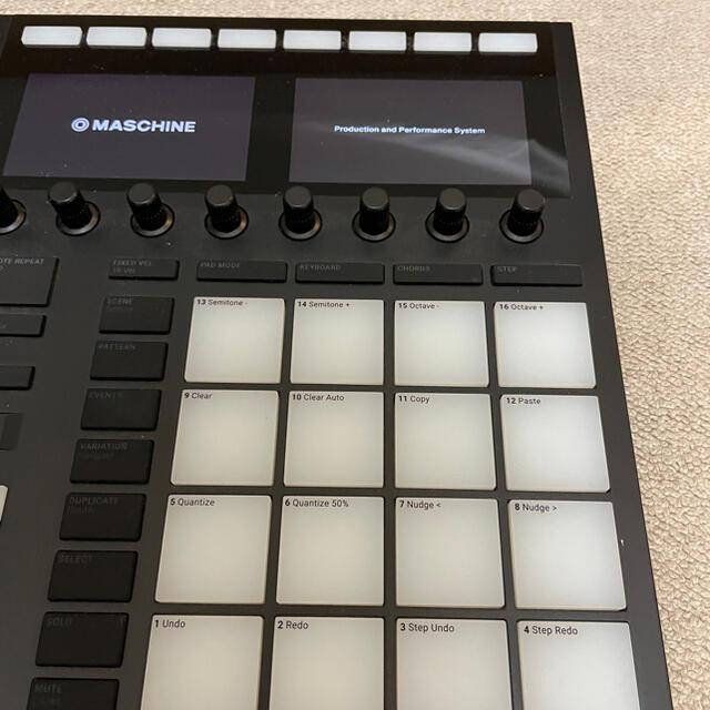 Native Instruments MASCHINE mk3 おまけ付き  楽器のDTM/DAW(MIDIコントローラー)の商品写真