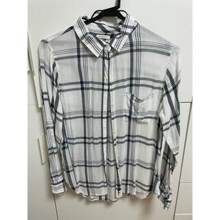 アメリカンイーグル(American Eagle)のシャツ(Tシャツ(長袖/七分))