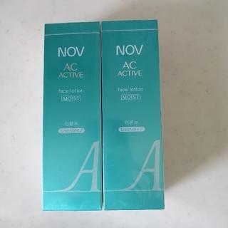 ノブ(NOV)のNOV AC  ACTIVE フェイスローション モイスト(化粧水/ローション)