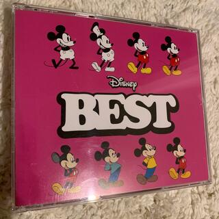 ディズニーベスト英語版 CD(映画音楽)