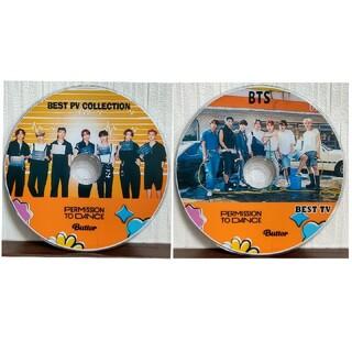 BTS PVコレクション BEST TV DVD2枚セット