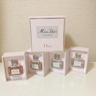 Christian Dior - Dior ミスディオール ミニチュア コフレ