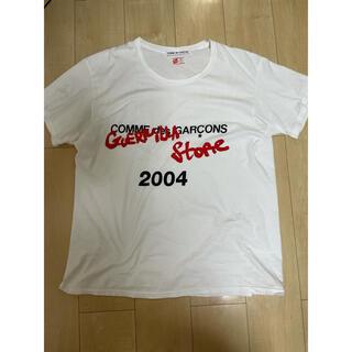 COMME des GARCONS - コムデギャルソン ゲリラストア限定Tシャツ
