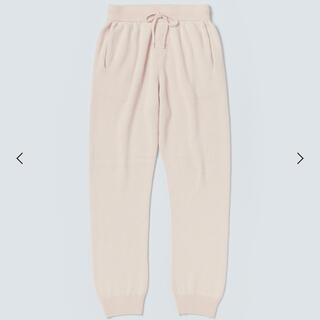 AURALEE 21AW BABY CASHMERE KNIT PANTS