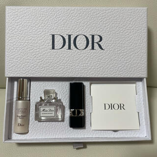 Dior - DIOR 誕生日ノベルティ