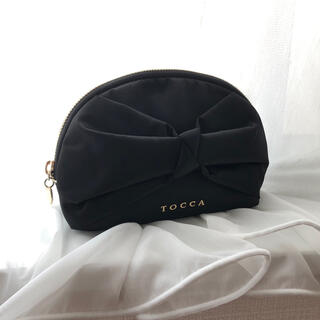 TOCCA - TOCCA  リボンデザインポーチ