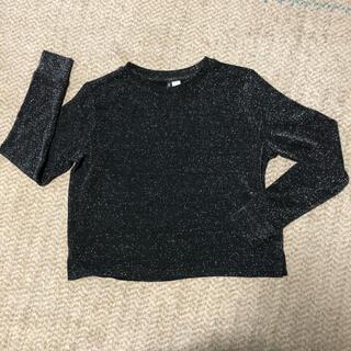 エイチアンドエム(H&M)のH&M  長袖Tシャツ Mサイズ(シャツ/ブラウス(長袖/七分))