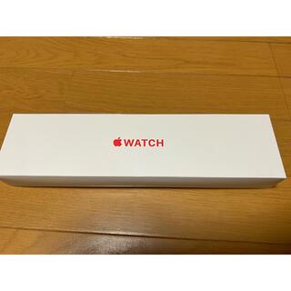 Apple Watch - Apple Watch Series6 44mm レッド ほぼ新品