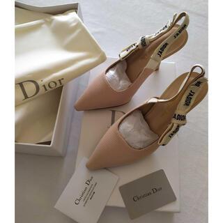 クリスチャンディオール(Christian Dior)のChristian  Dior スリングバックパンプス (ハイヒール/パンプス)