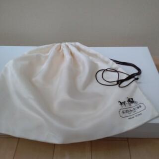 COACH - コーチ バッグ用 保存袋