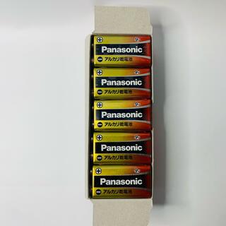 パナソニック(Panasonic)の【新品・未使用】パナソニック 乾電池 9V 6LR61XJ/1S 10個セット(その他)