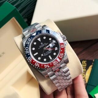 GMT メンズ  腕時計 自動巻き