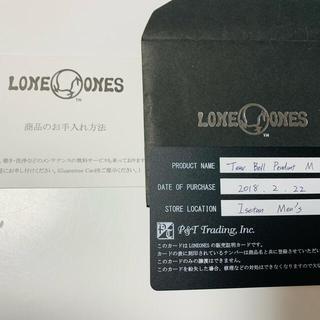 ロンワンズ(LONE ONES)のロンワンズティーアベルペンダント ロンワンズネックレス ロンワンズベル(ネックレス)