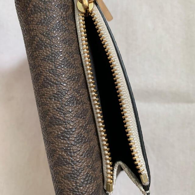 Michael Kors(マイケルコース)のマイケルコース 財布エンベロープ ウォレット レディースのファッション小物(財布)の商品写真