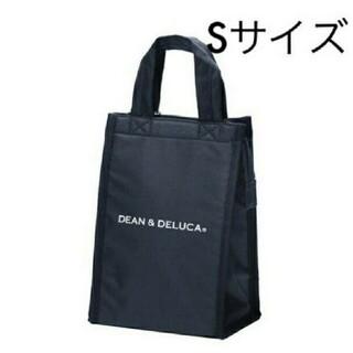 ディーンアンドデルーカ(DEAN & DELUCA)のDEAN&DELUCA クーラーバッグ S ブラック 新品 正規品(トートバッグ)