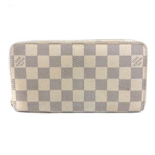 ルイヴィトン(LOUIS VUITTON)のルイヴィトン N60019 ダミエ アズール ジッピー ウォレット 長財布(財布)