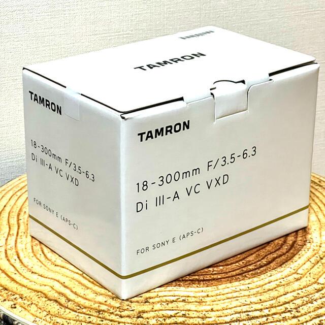 TAMRON(タムロン)のタムロン 18-300mm F/3.5-6.3 Di III-A VC VXD スマホ/家電/カメラのカメラ(レンズ(ズーム))の商品写真