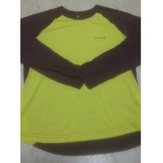 モンベル(mont bell)の薄手ロンT 👕(Tシャツ(長袖/七分))