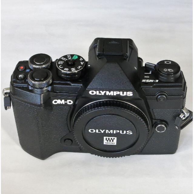 OLYMPUS(オリンパス)の極美品 OLYMPUS OM-D E-M5 mark3 ボディ スマホ/家電/カメラのカメラ(ミラーレス一眼)の商品写真