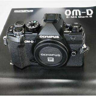OLYMPUS - 極美品 OLYMPUS OM-D E-M5 mark3 ボディ