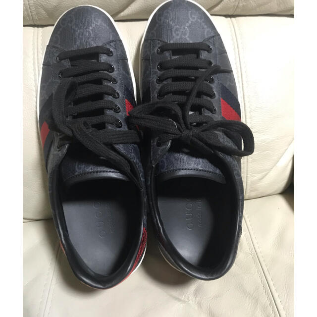 Gucci(グッチ)のGUCCI スプリーム グッチスニーカー  メンズの靴/シューズ(スニーカー)の商品写真