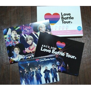 A.B.C.-Z - A.B.C-Z 2018 Love Battle Tour(DVD初回限定盤)
