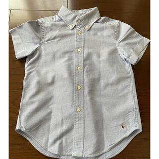 ラルフローレン(Ralph Lauren)のキッズ(男の子)半袖シャツ 110cm ラルフローレン(ジャケット/上着)