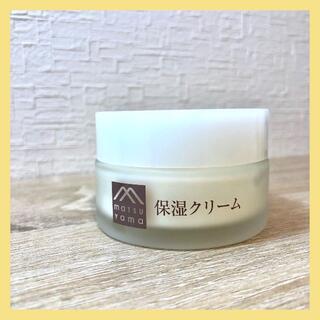 マークスアンドウェブ(MARKS&WEB)の松山油脂 肌をうるおす保湿クリーム50g☆(フェイスクリーム)
